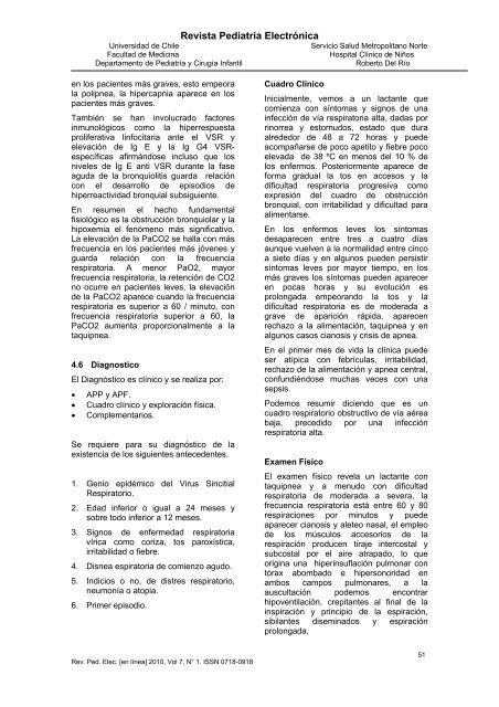 Revista Pediatría Electr