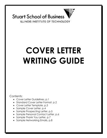 GUIDELINES FOR COMMENDATION LETTERS