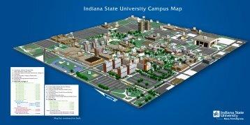 Map of Campuscdr Edinboro University