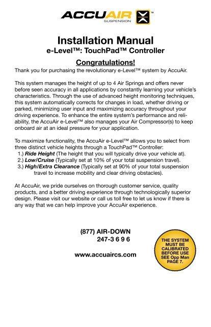 Air Suspension Wiring Diagram   brandforesight co