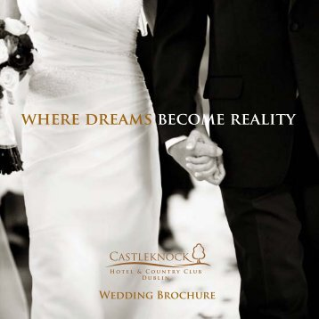 Sample Wedding Timeline - the Corning Country Club