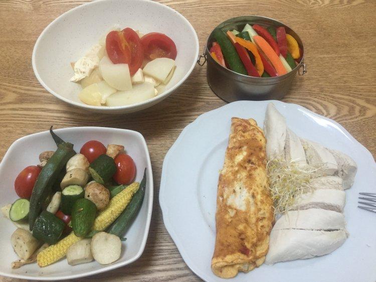 #006[食飲自由] 週日早上吃早餐