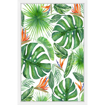 living room sofas on sale ikea l shaped sofa bed tropical leaves wall art | temple & webster