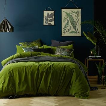 purple living room furniture sofas brown vintage designs mossy road cotton velvet quilt cover set ...