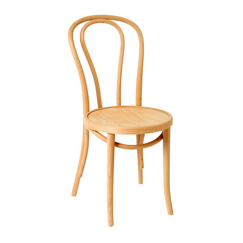 Bentwood Classic Chair with Embossed Seat  Temple  Webster