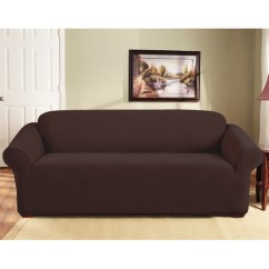 Sure Fit Stretch Pearson 3 Pc Sleeper Sofa Slipcover Full Costco Sofas Uk Victoria Seater Cover Reviews Temple Webster