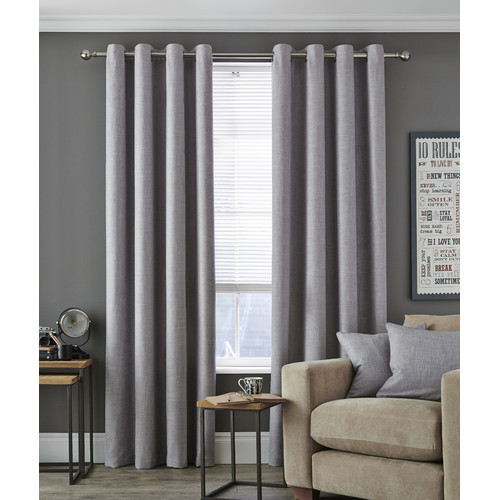 accessorize grey living room decorations for walls dove vermont eyelet curtain set reviews temple webster