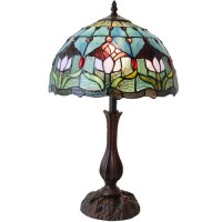 Tulip Tiffany Style Table Lamp | Temple & Webster