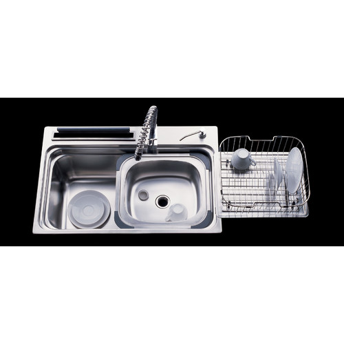 Versastyle Large Single Bowl Kitchen Sink With Multiple