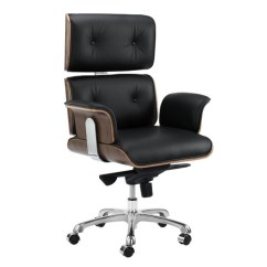 Eames Office Chair Replica Recycled Plastic Lawn Chairs Milan Direct Premium Leather Executive