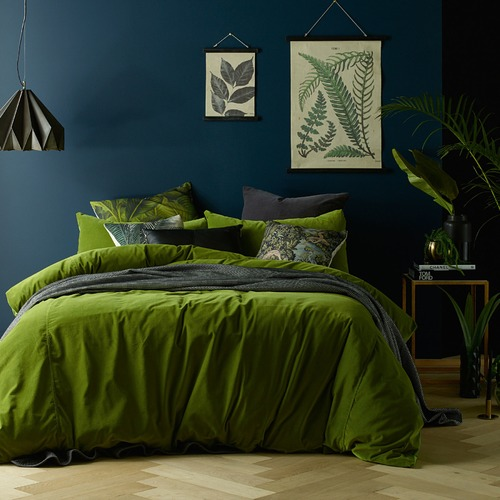 luxury living room furniture sets ideas small apartment vintage designs mossy road cotton velvet quilt cover set ...