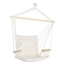 swing chair sydney stool for toilet hammocks hammock chairs temple webster cream