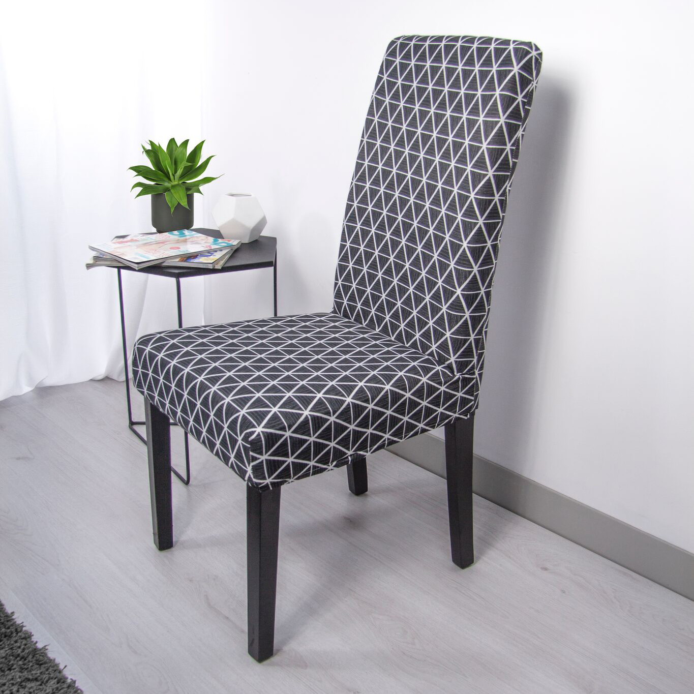 Surefit Chair Covers Surefit Statement Print Nova Dining Chair Cover