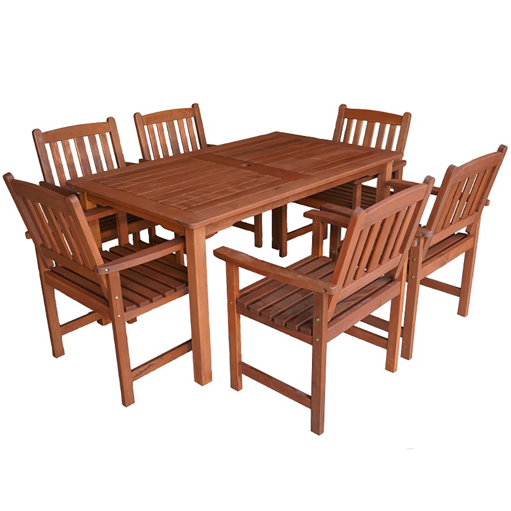 Outdoor Table And Chair Set 6 Seater Malay Outdoor Dining Table Chair Set
