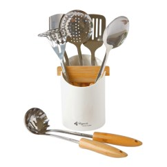 Kitchen Utensil Set Dinette Laguiole By Louis Thiers Mondial 8 Piece Sku Lagu1043 Is Also Sometimes Listed Under The Following Manufacturer Numbers 8ktbbc8