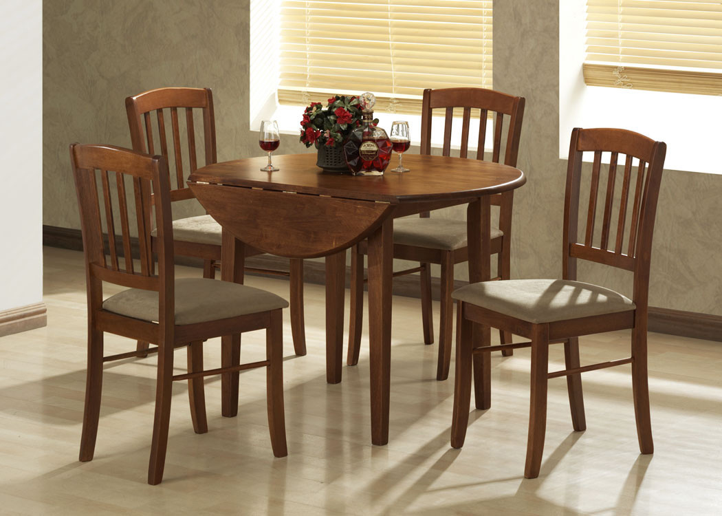 Dining Room Chairs Set Of 4 Buller 4 Seater Dropside Dining Table Chair Set