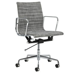 Eames Management Chair Replica Steel Company New Milan Direct Fabric Office
