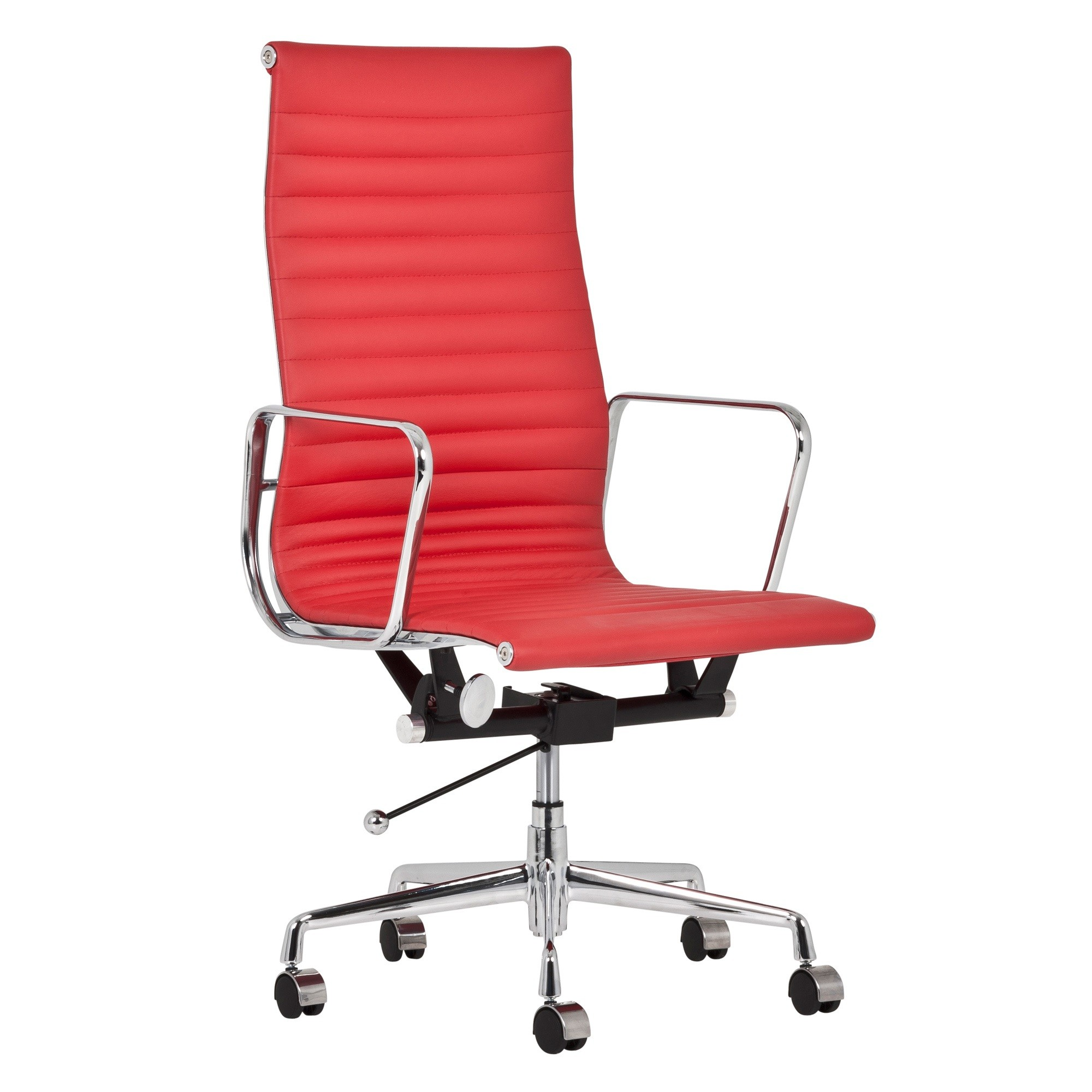 eames management chair replica round fold up new high back office ebay