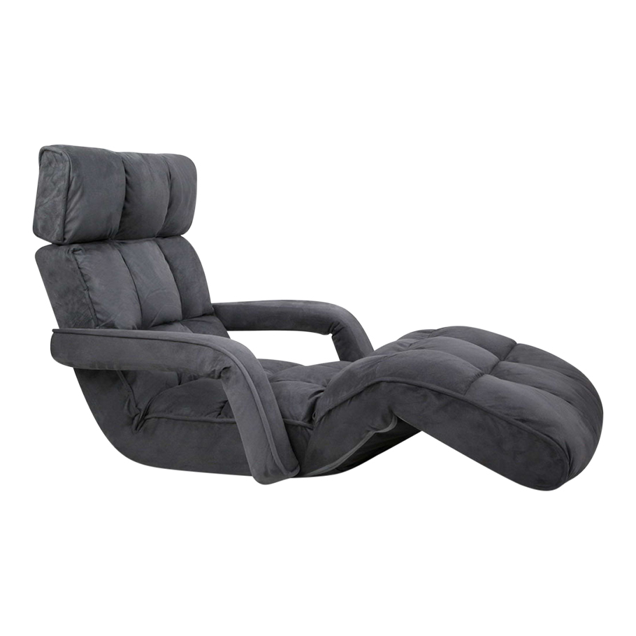 Floor Lounge Chair Charcoal Asher Lounge Chair