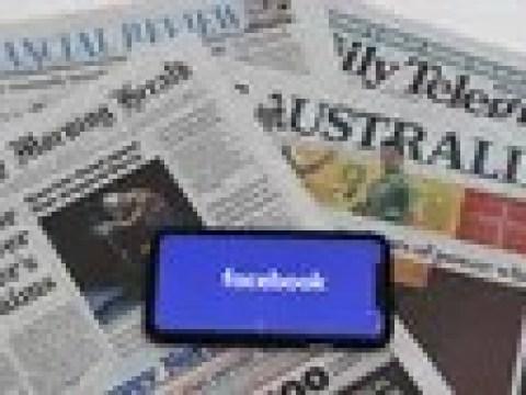 Soziale Medien: Facebook will Journalismus mit einer Milliarde Dollar fördern