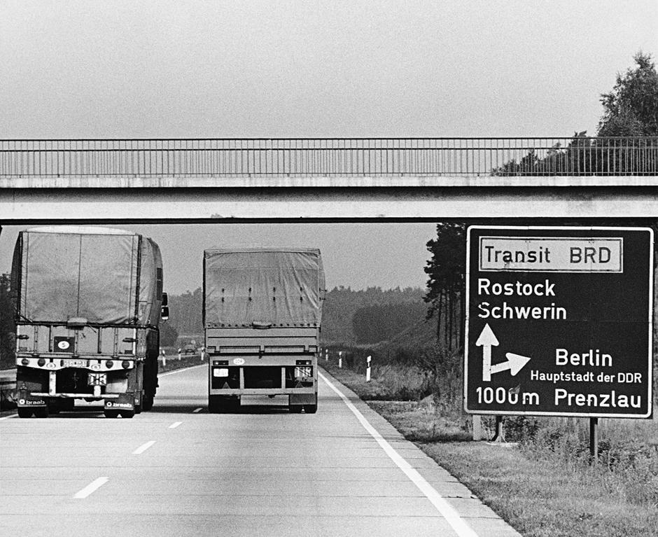 25 Jahre Mauerfall Reisen durchs Niemandsland  ZEIT ONLINE