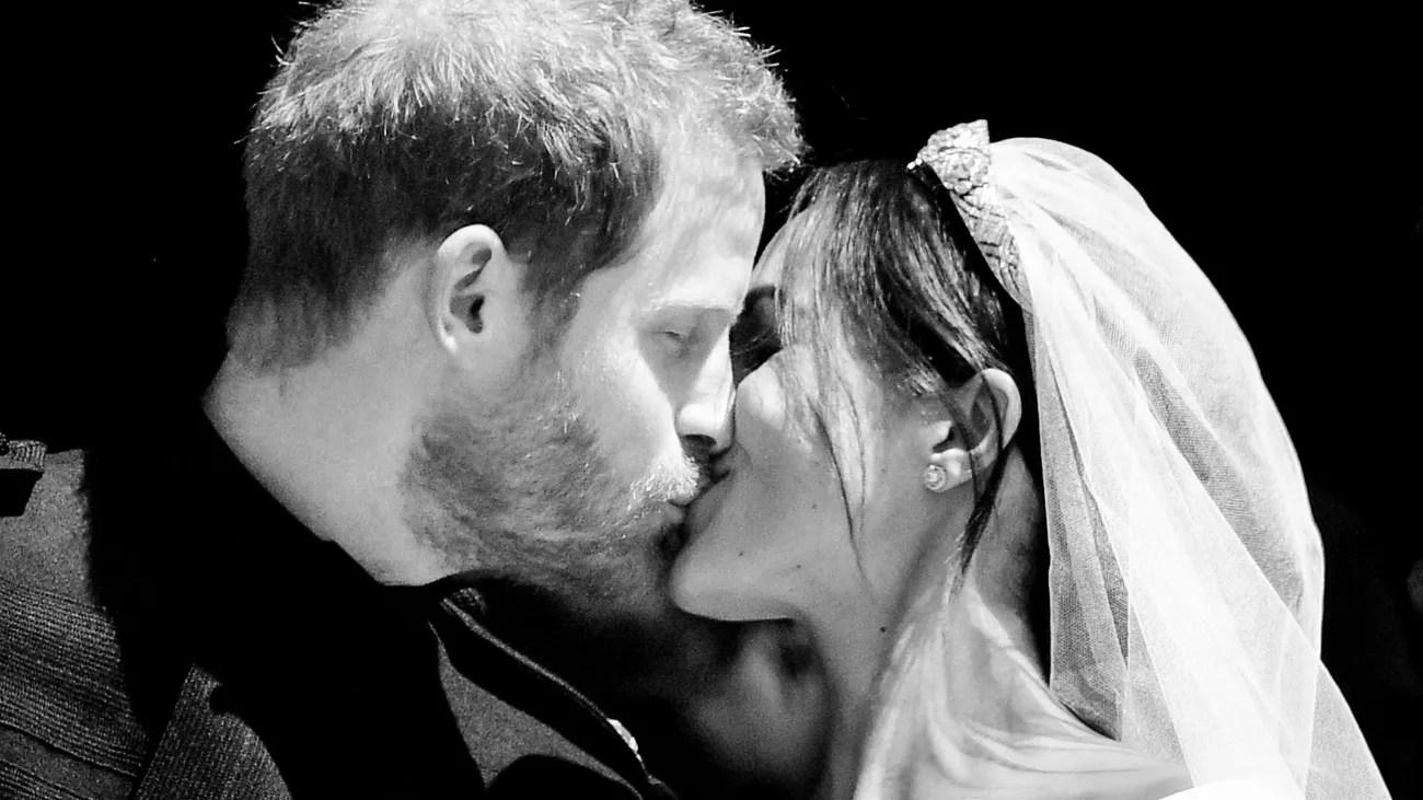 Knigliche Hochzeit Harry und Meghan sind verheiratet  ZEIT ONLINE