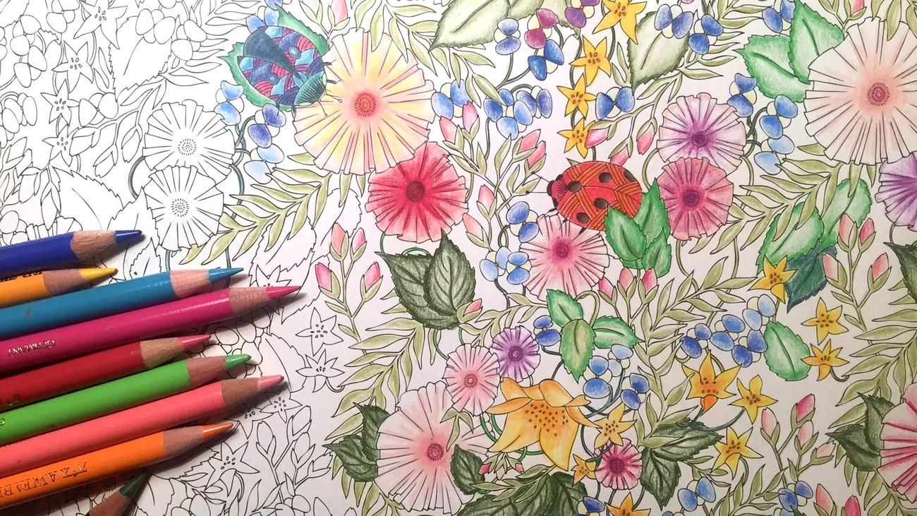 Adult Coloring Das Bunte Leben Im Falschen ZEIT ONLINE