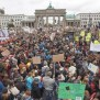 Protest Action In Berlin Bike Demo And Blockade To Kick