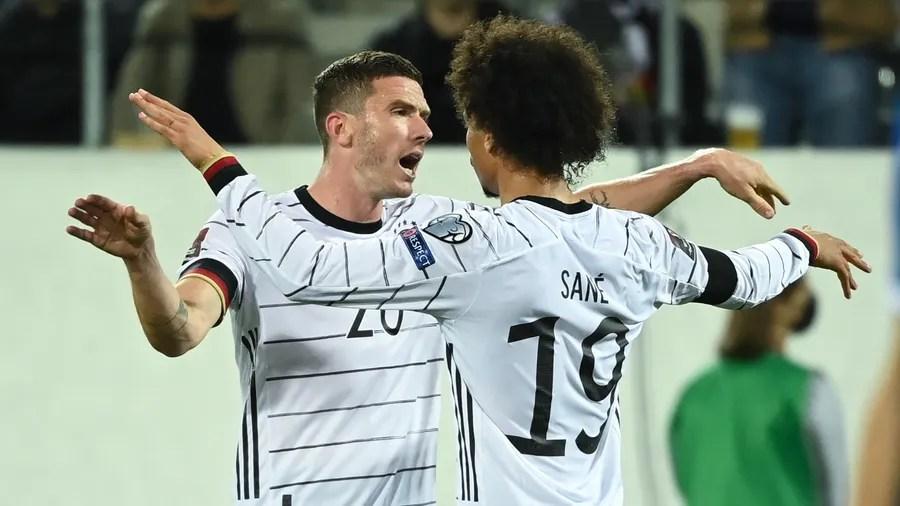 Sie verpassen keine spielszene, kein tor und keine entscheidung. Wm Qualifikation Deutschland Erfullt Seine Pflicht Gegen Liechtenstein Zeit Online