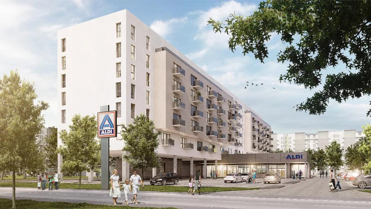 Immobilienmarkt Aldi will Wohnungen bauen  ZEIT ONLINE