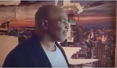 Всоцсетях появился ролик, вкотором Майк Тайсон «рекламирует» Серов