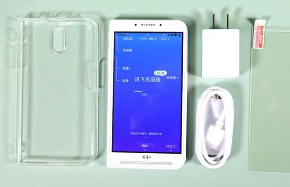 訊飛英語通有耳機孔接口嗎?充電接口類型是Type-C嗎_智能硬件_智能手機網