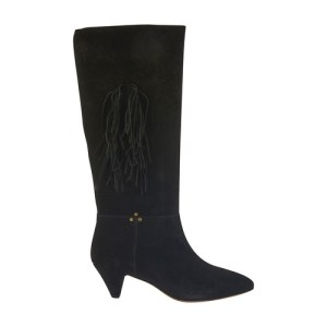 Sandie fringe boots
