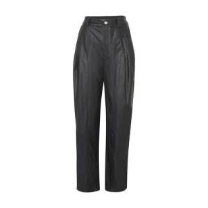 Eco leather pants