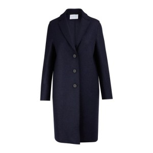 Felted wool coat