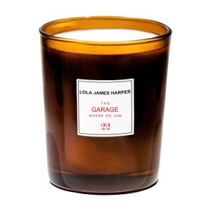 22 The Garage Where We Jam candle 100 g