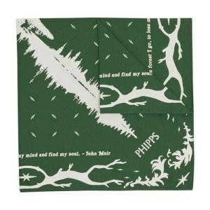 Forest bandana