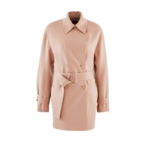 Jalon Long Cashmere Coat