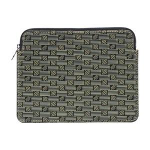iPad pouch cuir moreau