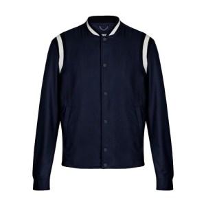 Embroidered Varsity Jacket