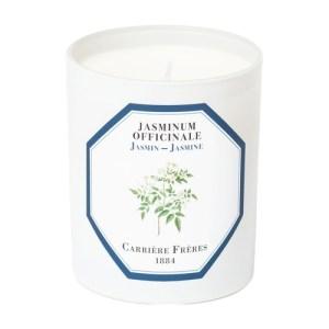 Scented Candle Jasmine - Jasminum Officinale 185 g