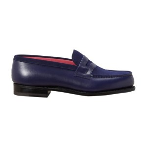 Loafers calf box