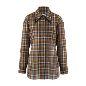Rory wool mix shirt