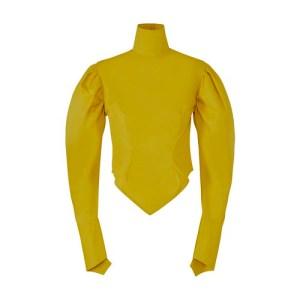 Sulphur blouse
