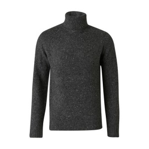 Donnegal rollneck jumper