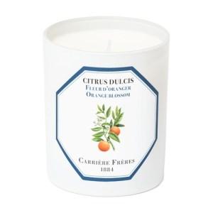 Scented Candle Orange Blossom - Citrus Dulcis 185 g