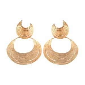 Luna Wave earrings