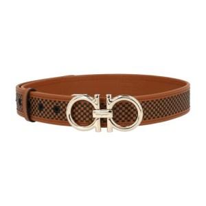 Damier Vintage belt