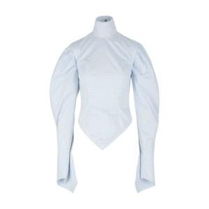 Victorian cotton blouse