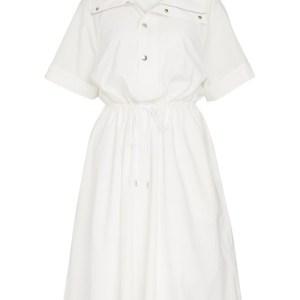 Shirting dress